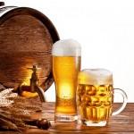 – Ett glass øl eller vin om dagen gir sterkere benbygning!