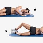 7 øvelser mot knesmerter
