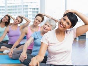 Øvelser mot muskelspenninger i nakke og skulder