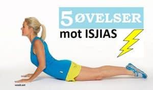 5 øvelser mot isjias edited