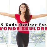 5 gode øvelser for vonde skuldre