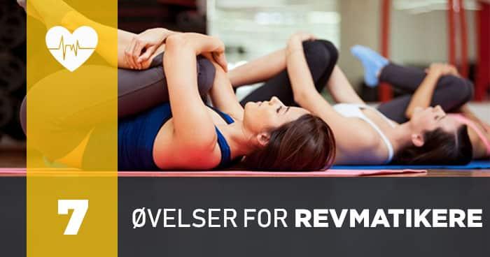 7 øvelser for revmatikere