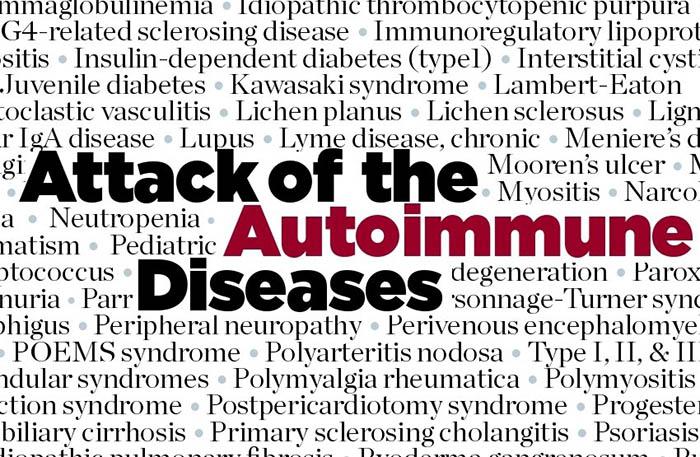 Autoimmune sykdommer