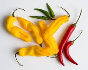 Cayenne pepper - Foto Wikimedia