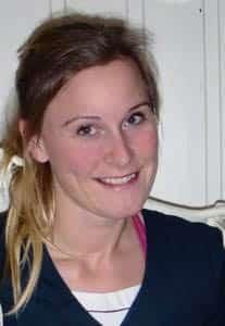 Fysioterapeut Ane Camilla Kveseth