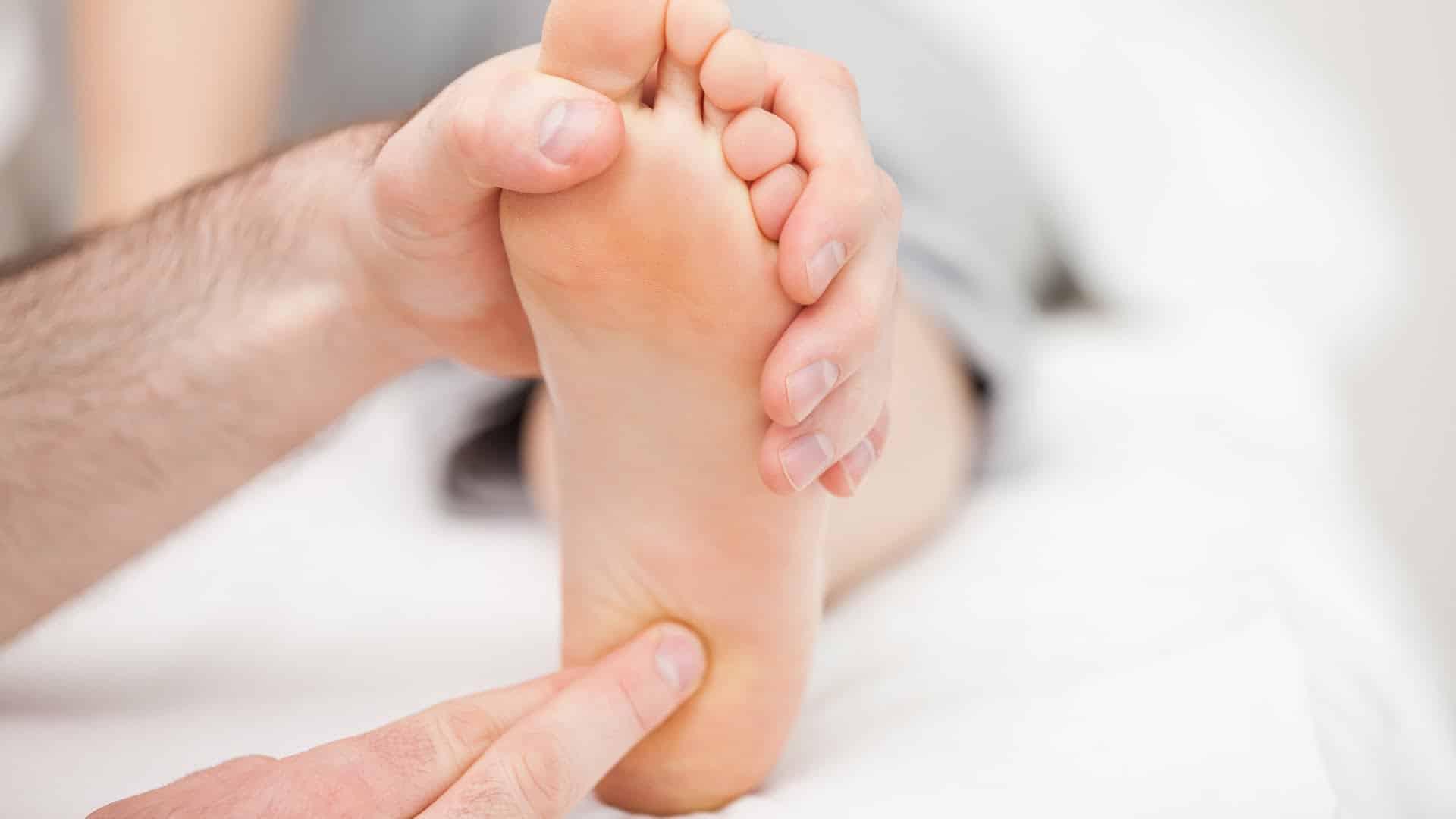 Hælspore og hælsmerter