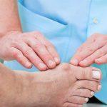 Akutte smerter i storetåen: Hva er mulig diagnose og årsak til smertene?