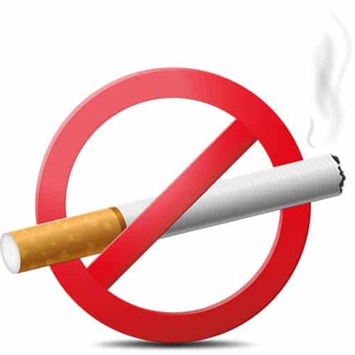 Ingen røyking