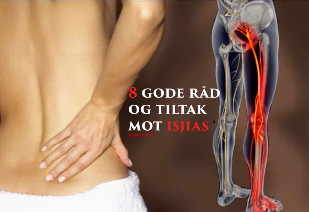 Smerter og muskelknuter i øvre rygg