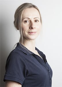 Maria Torheim Bjelkarøy - Kiropraktor