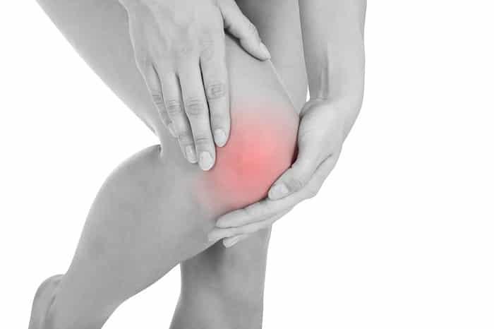 Meniskruptur i kneet og knesmerter