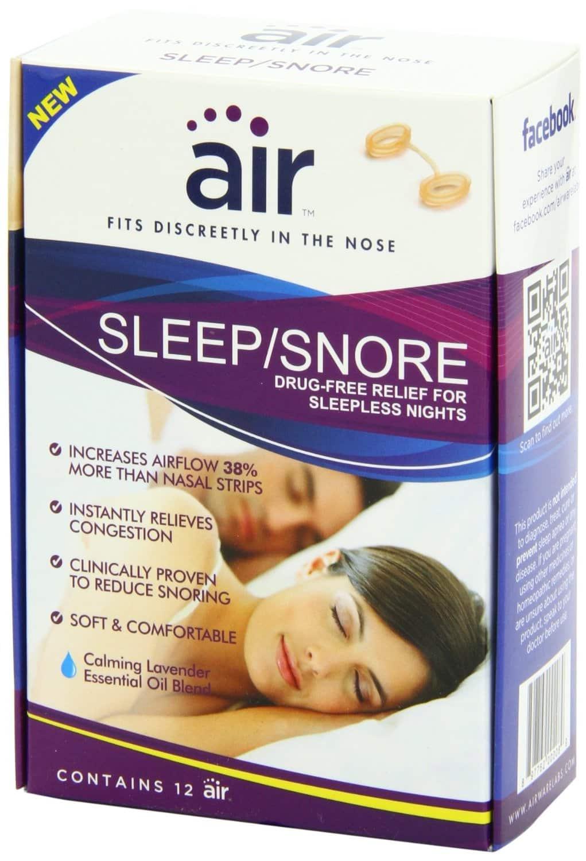 Snorking behandling