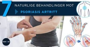 Naturlige behandlinger for psoriasis artritt