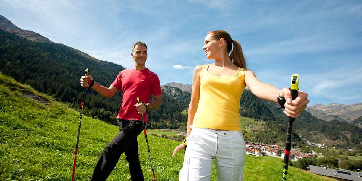 Nordic walking - gange med staver