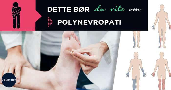 Polynevropati (Coverbilde)