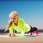 5 Helsegevinster ved å gjøre planken