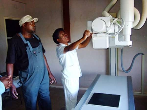 Røntgenmaskin - Foto Wiki