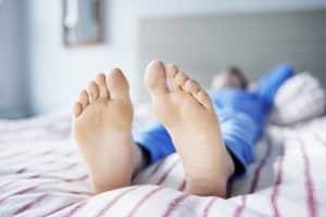 Rastløse bein syndrom - nevrologisk søvntilstand