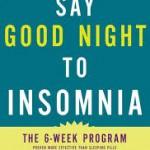 Behandling av insomnia og søvnløshet – uten medikamenter.
