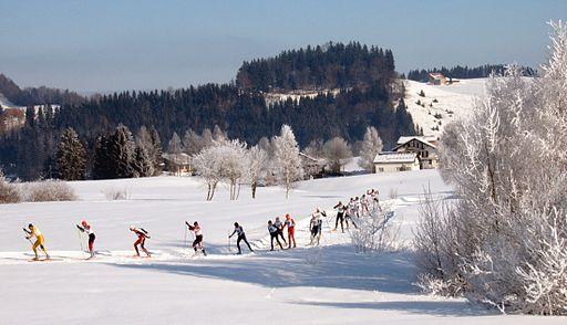 Schwedentritt loppet, Sveits - Foto Wikimedia