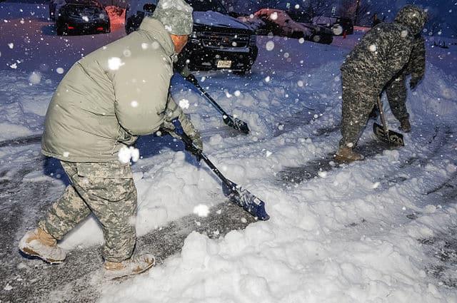 Snømåking i USA - Foto WIkimedia