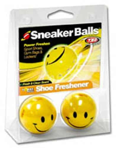 Sneaker balls mot vond lukt - Foto Happy Feet