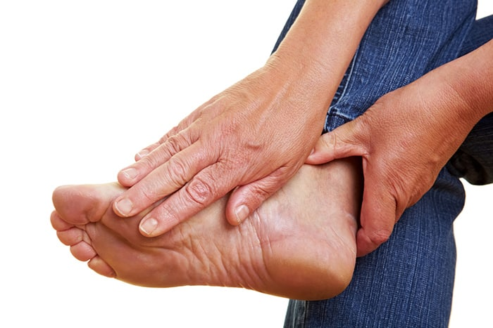 Vondt på innsiden av foten - Tarsaltunnelsyndrom