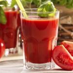 – Bekjemp leggkrampe med tomatjuice.