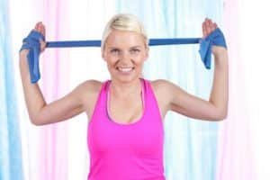 Trening mot nakkeprolaps