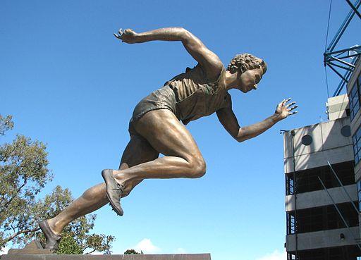 Utvis hensyn ved trening - Foto Wikimedia