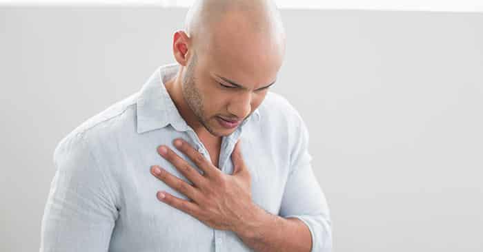 vondt i et bryst