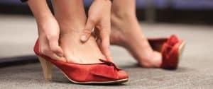 Vondt i oversiden av foten