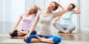 Yogaøvelser for Stiv Nakke