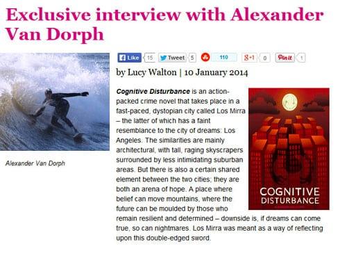 Alexander Van Dorph - Reklame