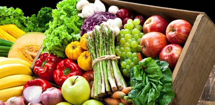 Grønnsaker - Frukt og grønt