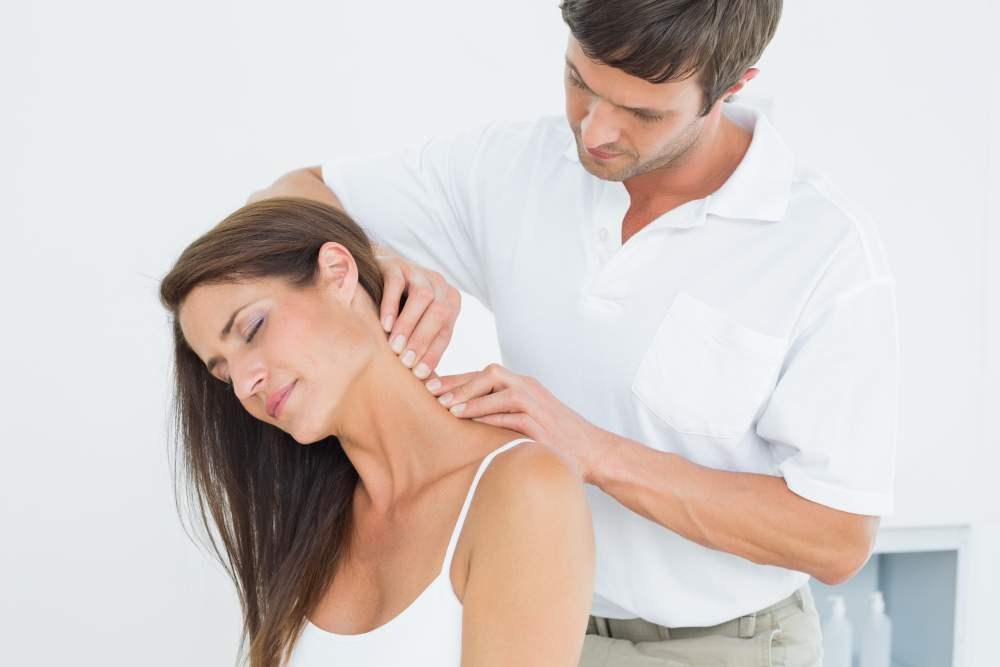 kiropraktor og nakkebehandling