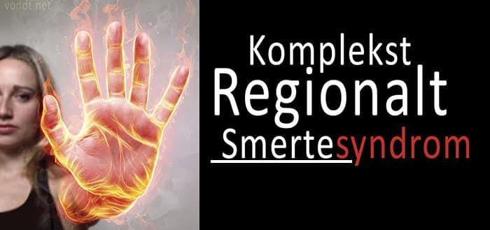 komplekst regionalt smertesyndrom 700