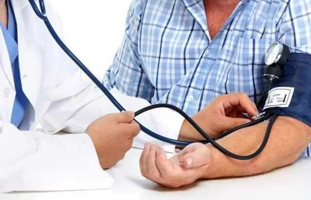 lavt blodtrykk trening