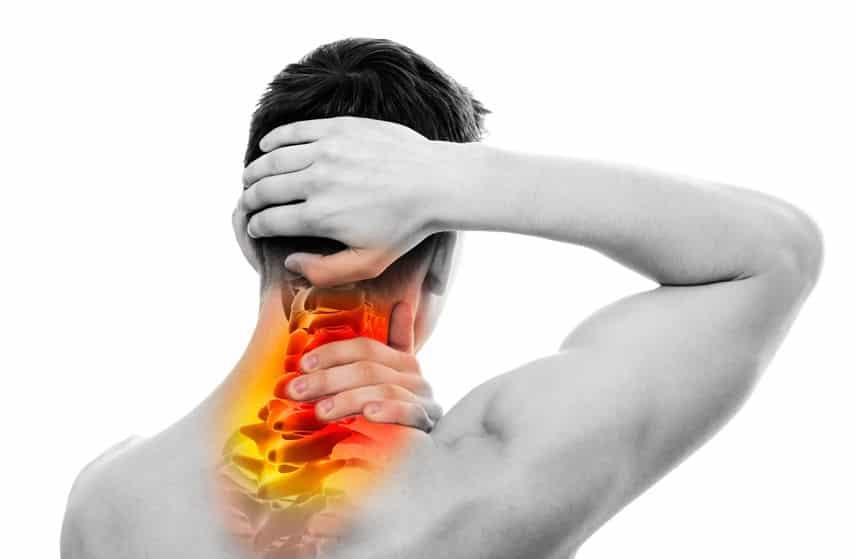 nakkesmerter og hodepine - nakkehodepine