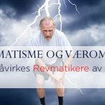 Revmatisme og væromslag: Slik påvirkes revmatikere av væromslag