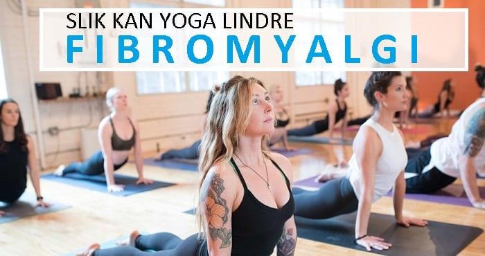 slik kan yoga lindre fibromyalgi 3