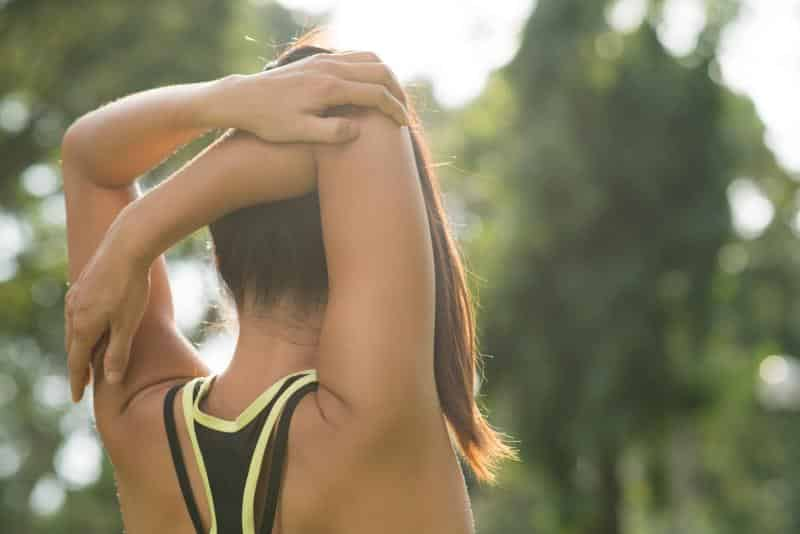 Øvelser for vond skulder